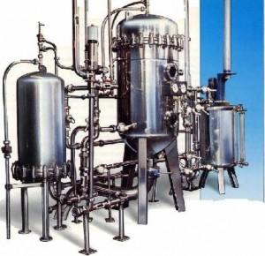 Filtertechniek - Industrieel (Britisch Filters)