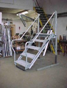 NMF Folding stairs