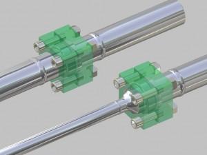 NMF-Laskoppelingen