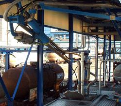 NMF loading equipment traditional