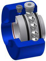 Swivel Joint Type LF for food and pharmaceuticals (FDA conform)